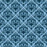 tła kwiecisty błękitny royalty ilustracja