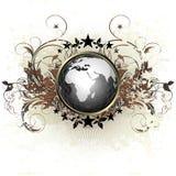 tła kwiecisty ziemski Zdjęcie Royalty Free