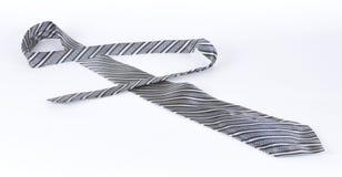 tła męski krawata biel Obrazy Stock
