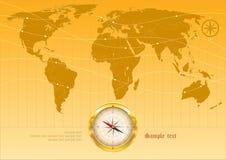 tła mapy świat Zdjęcia Royalty Free