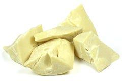 tła masła kakao kropli ilustraci stylizowany biel Zdjęcie Royalty Free