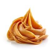tła masła kropli oleju arachidu stylizowany biel Obraz Royalty Free
