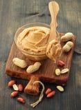 tła masła kropli oleju arachidu stylizowany biel Zdjęcia Royalty Free