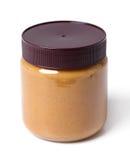 tła masła kropli oleju arachidu stylizowany biel Zdjęcie Royalty Free