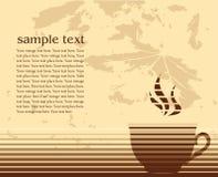 tła menu rocznik ilustracji