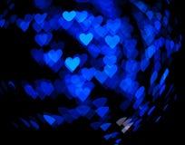 tła miłości symbole Obrazy Royalty Free