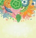 tła natury wiosna wektor Obraz Royalty Free