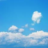 tła niebieskie niebo fotografia royalty free