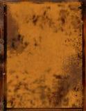tła ośniedziały papierowy Fotografia Royalty Free