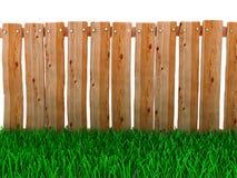 tła ogrodzenie Obrazy Stock