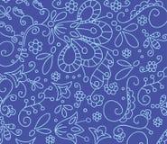 tła ornamental rocznik Zdjęcie Royalty Free
