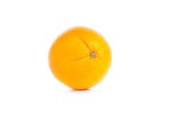 tła owoc odosobniony pomarańczowy biel obraz royalty free