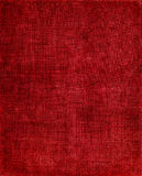 tła płótna czerwień Zdjęcie Royalty Free