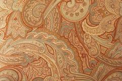 tła Paisley wzór Zdjęcie Royalty Free