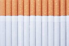 tła papierosów zamknięty macro zamknięty Obraz Stock