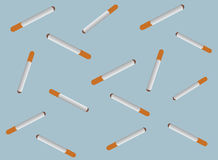tła papierosów zamknięty macro zamknięty royalty ilustracja