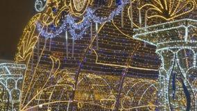 tła pięknej bożych narodzeń zamkniętej dekoraci ostrości selekcyjny up E r atmosfera świąteczna zbiory