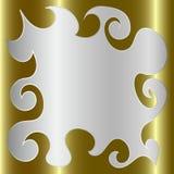 tła piękny czerń ramy dziury kpugloe deseniował fotografię Obrazy Royalty Free