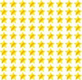 tła piękny złocisty ilustracyjny gwiazd wektor Fotografia Stock