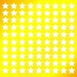 tła piękny złocisty ilustracyjny gwiazd wektor Obrazy Stock