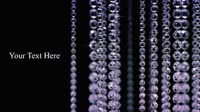 tła piłki kryształ Obraz Royalty Free