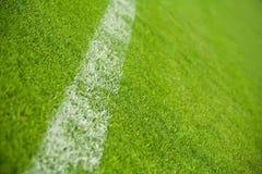 tła piłki nożnej temat Obrazy Royalty Free