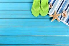 tła piłki plaży piękna pusta lato siatkówka Obraz Stock