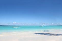 tła plażowy oceanu piaska biel fotografia royalty free
