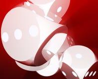 tła pojęcia kostka do gry target1911_0_ Zdjęcie Royalty Free