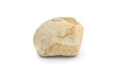 tła pojęcie odizolowywający kamienny biały zen Zdjęcia Royalty Free