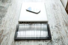 tła projekta przyrządów cyfrowy ilustracyjny biel fotografia royalty free