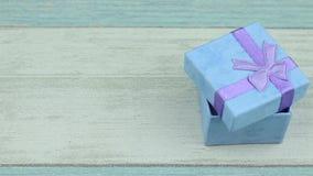 tła pudełka karty prezenta serc ilustraci wektor zdjęcie wideo