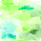 tła ręka malująca akwarela Fotografia Stock