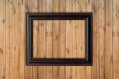 tła ramy obrazka drewno obraz stock