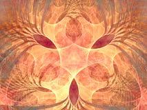 tła rozdroża fractal hyperspace ilustracji