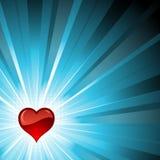 tła serce ilustracja wektor