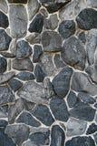 tła skały ściana Zdjęcia Royalty Free