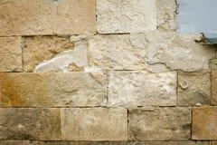 tła stara tekstury ściana Fotografia Stock
