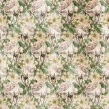 tła szyka róży podławy tekstury rocznik ilustracja wektor
