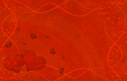tła valentine Obraz Royalty Free