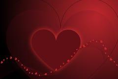 tła valentine wektor zdjęcie royalty free