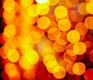 tła wakacje światła Fotografia Stock