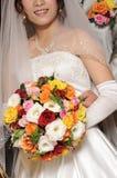 tła wizerunku ślubu biel Obrazy Stock