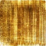 tła złocisty grunge wzoru wiktoriański Obraz Stock