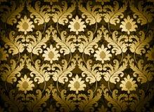 tła złota renaissance Obrazy Royalty Free