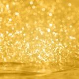 tła złoto Zdjęcia Stock