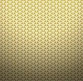 tła złoty geometryczny Obraz Stock