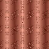 tła złoty ornamental wzór bezszwowy Fotografia Stock