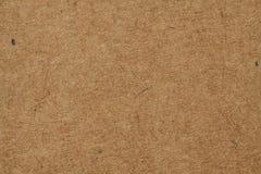 Tła zbliżenie brown papierowy pudełko Zdjęcie Stock