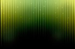tła zieleni deszcz royalty ilustracja